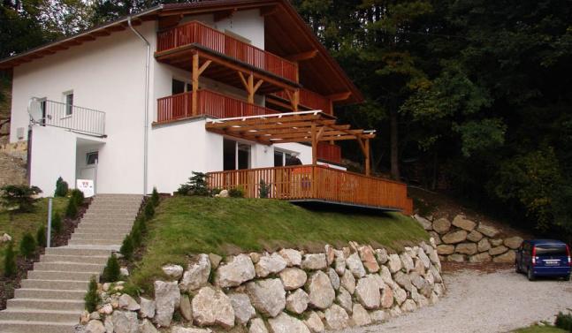 Rossleithen, rakouské Alpy