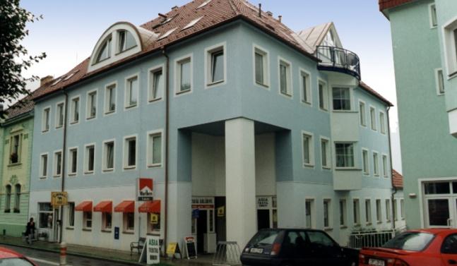 Bytové domy Masarykova ulice
