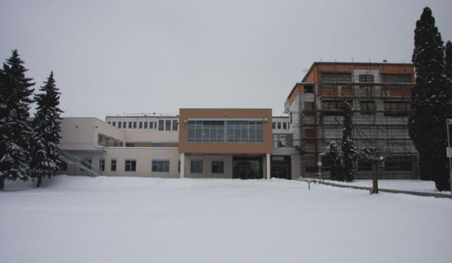 Nemocnice - Pavilon akutní medicíny