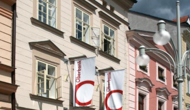 Budova Oberbank
