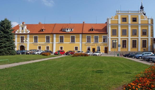Rekonstrukce objektu Rezidence Buquoyů II. et.