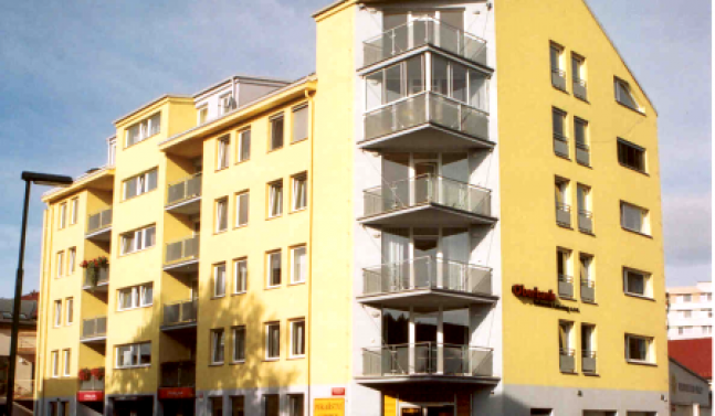 Integrovaný dům Holečkova ul.